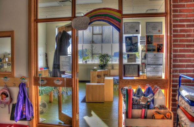 Rainbow room at the KPAC Child Care Centre